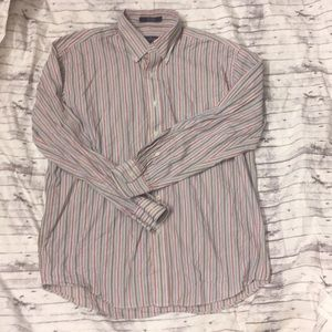 Alan Flusser Button Up Long Sleeve Shirt